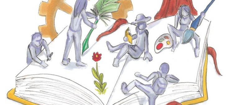 """Projet """"Livre"""" : Une œuvre collective pour un récit commun"""